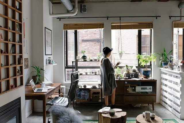 unique indoor space